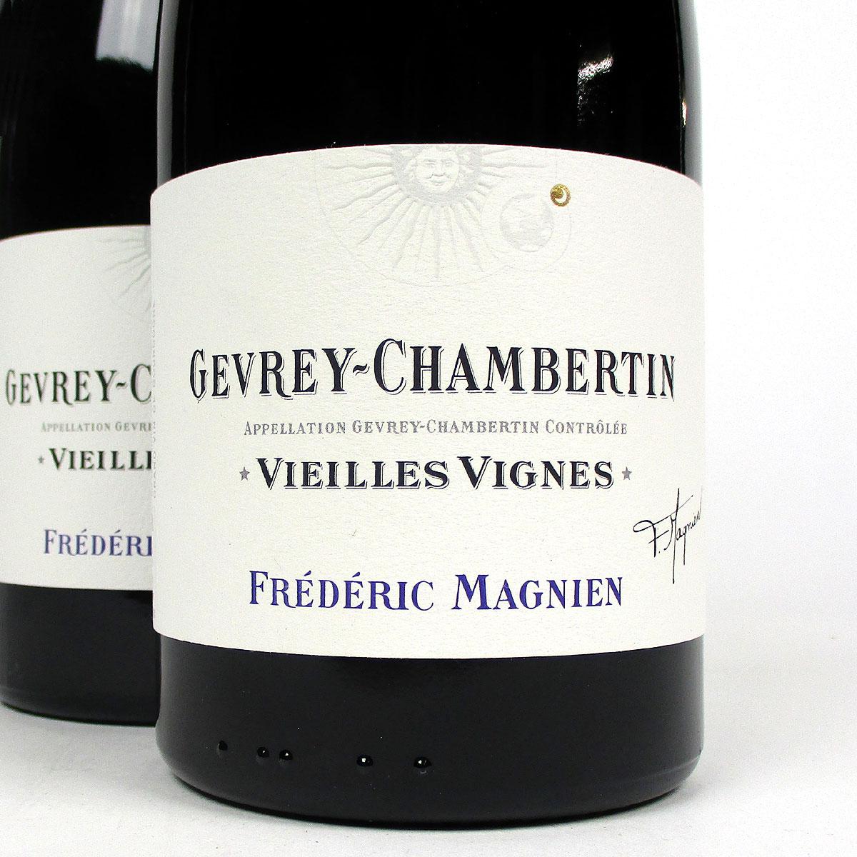 Gevrey-Chambertin: Frédéric Magnien 'Vieilles Vignes' 2017