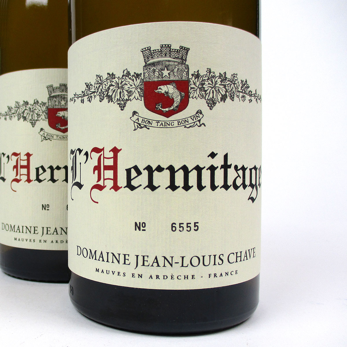 Hermitage: Jean-Louis Chave Blanc 2011