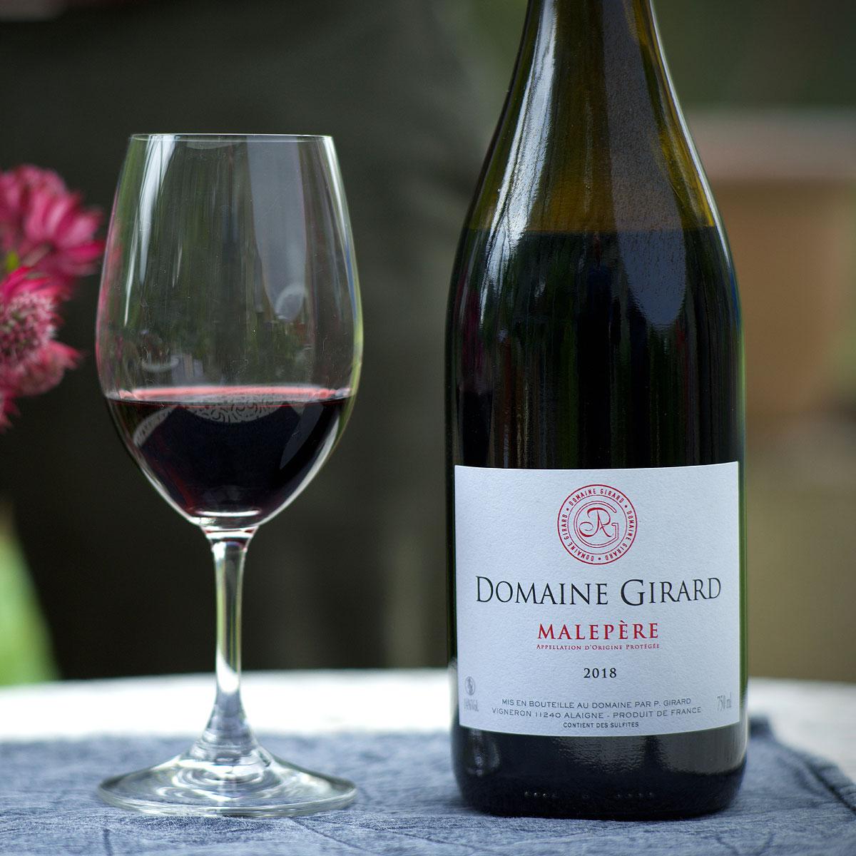 Malepère: Domaine Girard 'Cuvée Tradition' 2018 - Lifestyle
