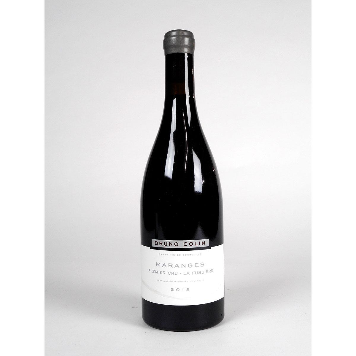 Maranges: Domaine Bruno Colin Premier Cru 'La Fussière' 2018 - Bottle