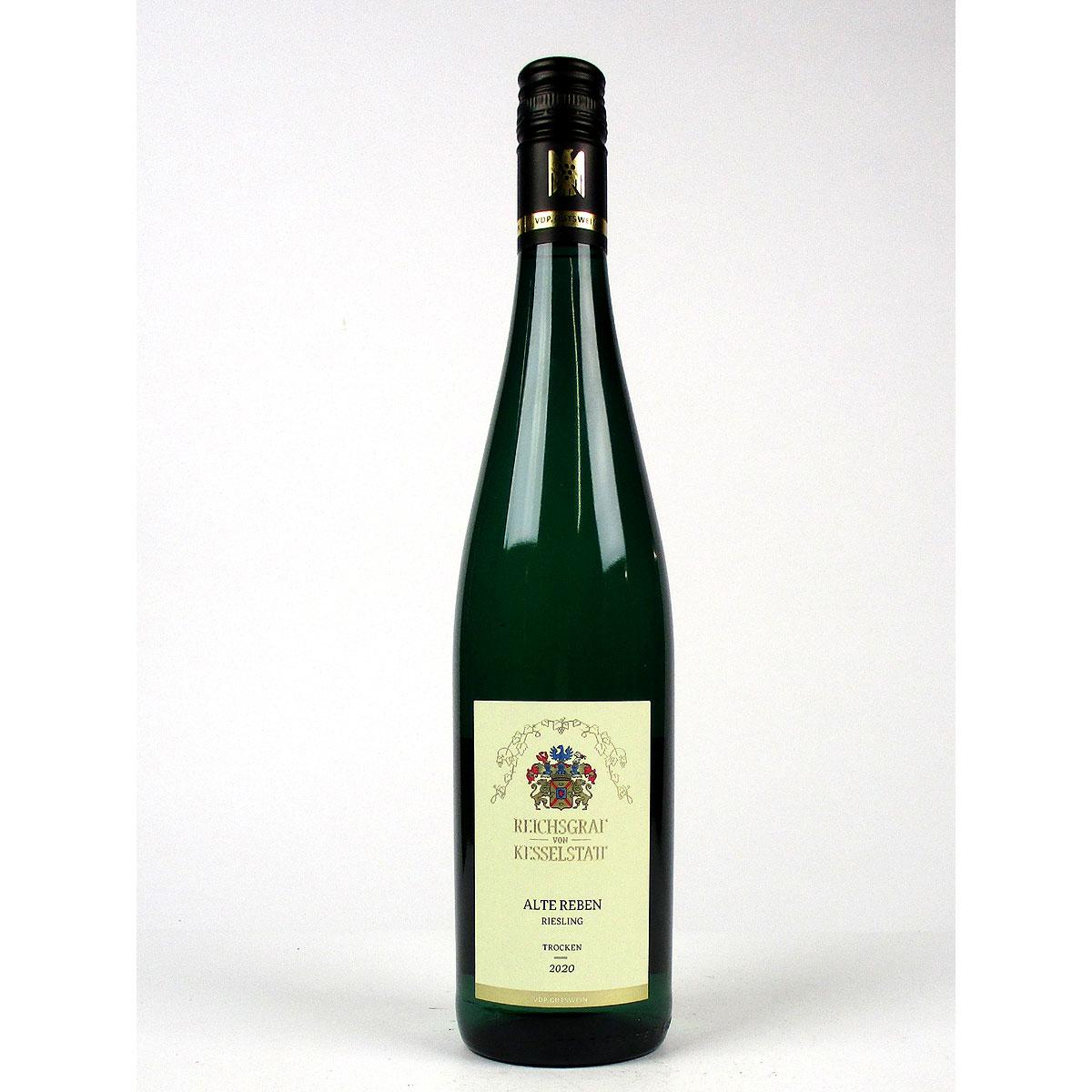 Mosel: Reichsgraf von Kesselstatt Alte Reben Trocken Riesling 2020 - Bottle