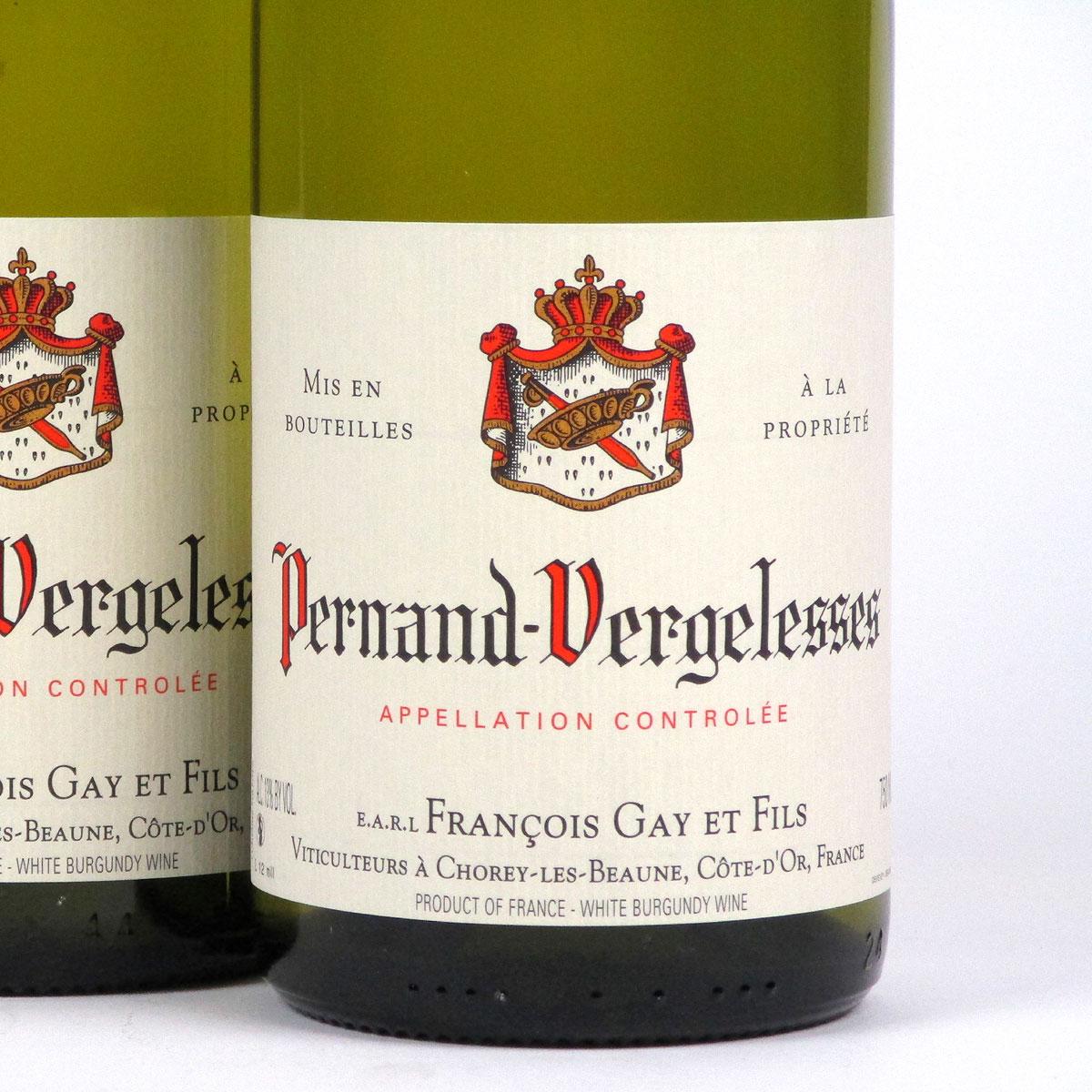 Pernand-Vergelesses: Domaine François Gay & Fils 2019