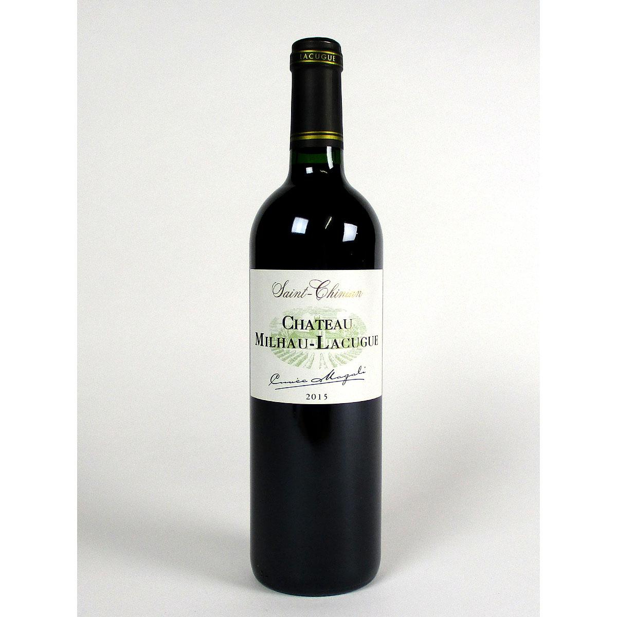 Saint-Chinian: Château Milhau-Lacugue 'Cuvée Magali' 2015 - Bottle