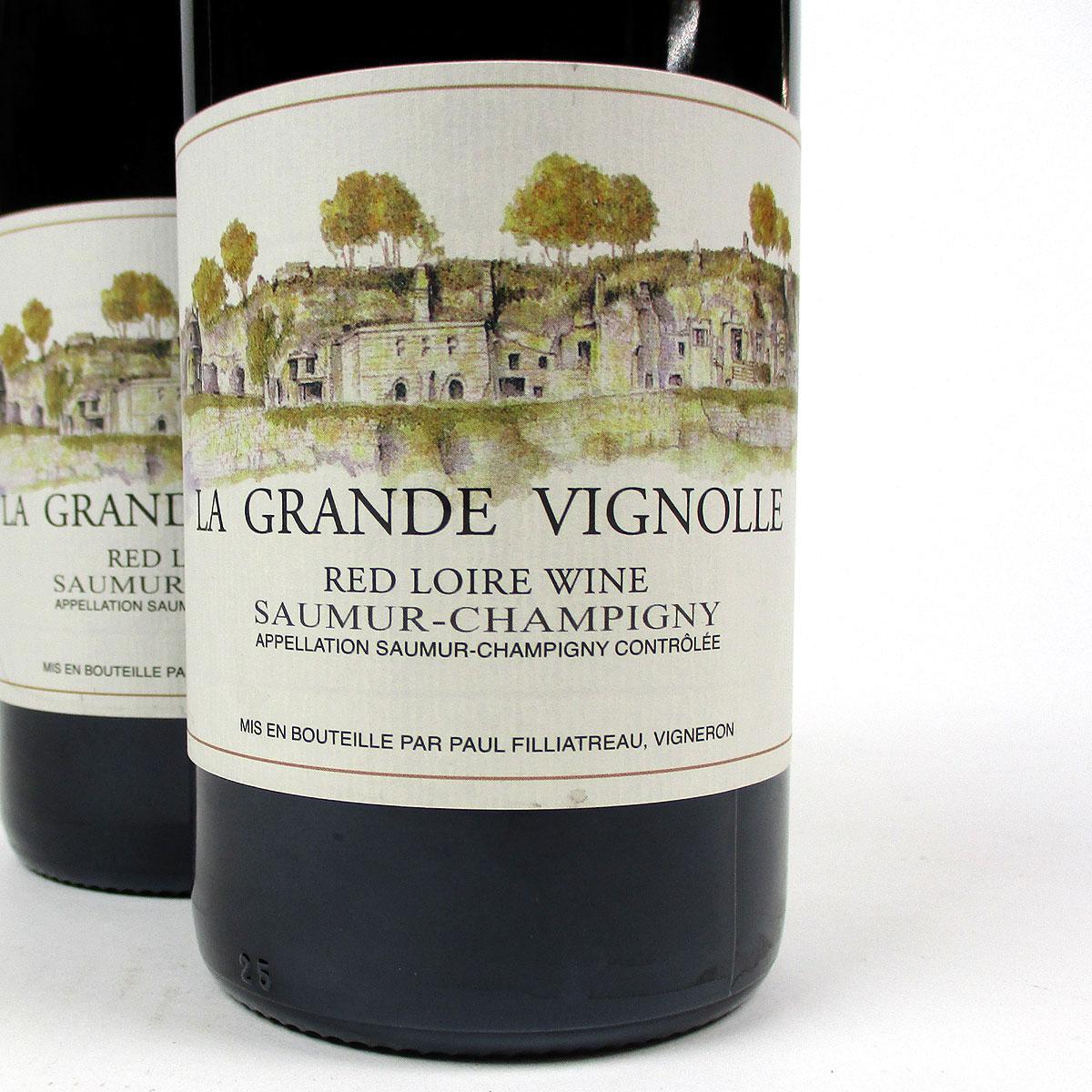 Saumur Champigny: Domaine Filliatreau 'La Grande Vignolle' 2020