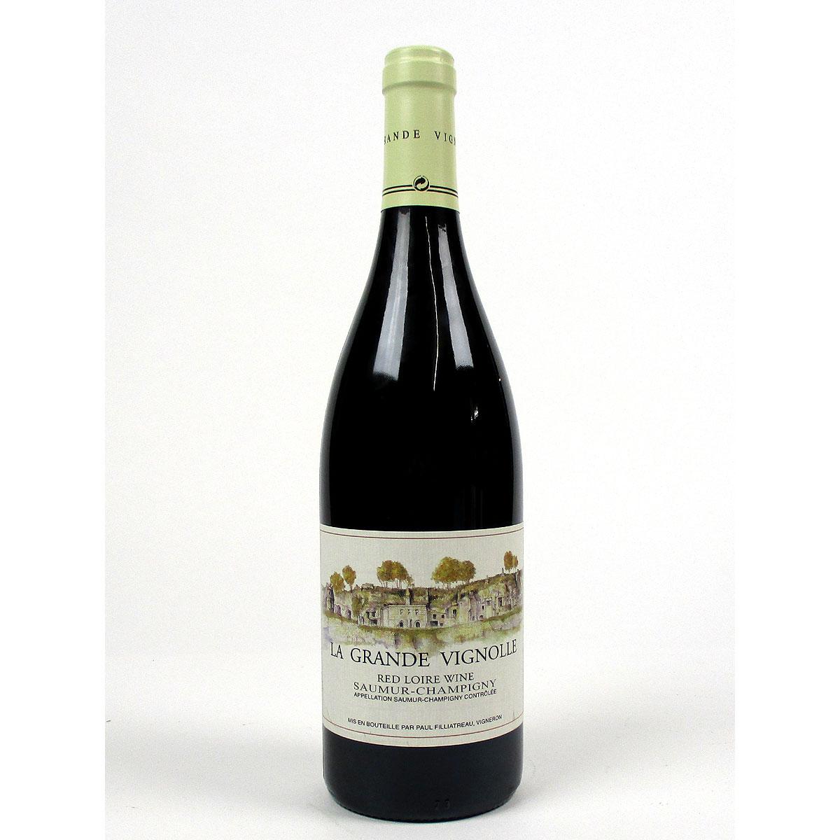 Saumur Champigny: Domaine Filliatreau 'La Grande Vignolle' 2020 - Bottle