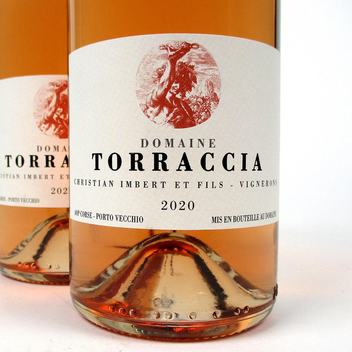 Vin de Corse Porto Vecchio: Domaine de Torraccia Rosé 2020