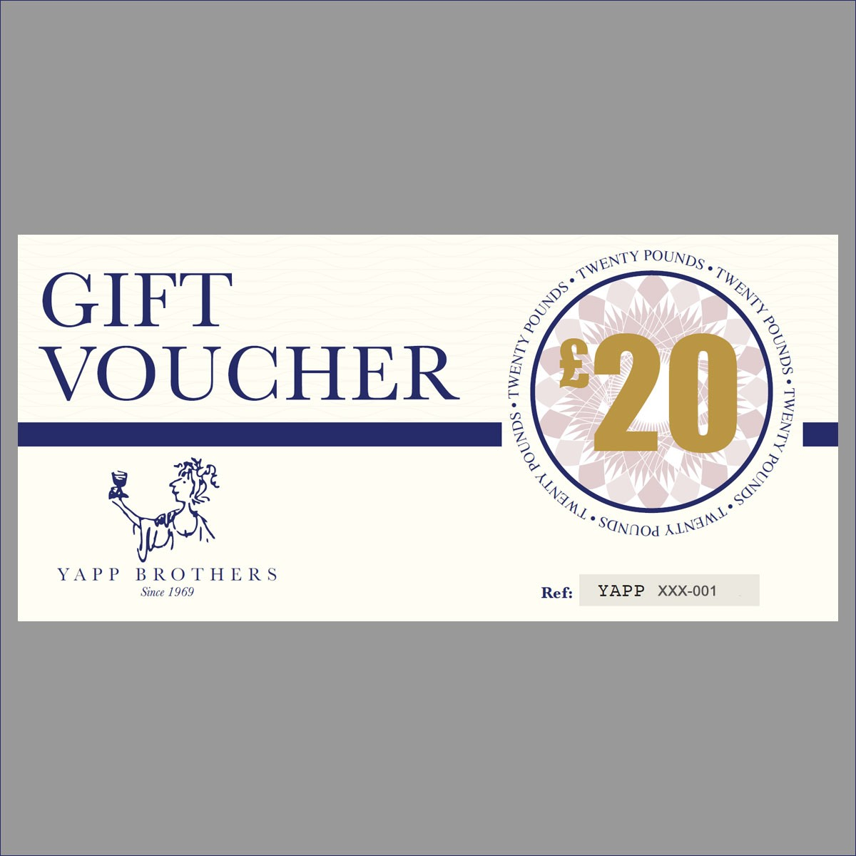 Yapp Brothers £20 Gift Voucher