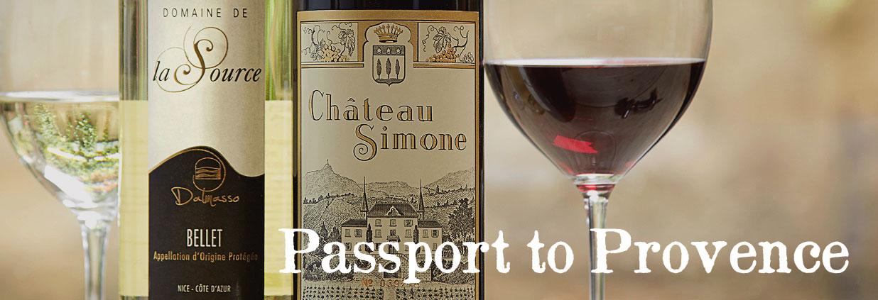 Passport to Provence