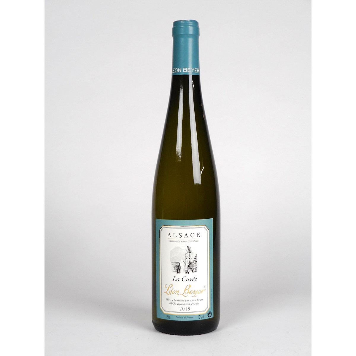 Alsace: Léon Beyer 'La Cuvée' 2019 - Bottle