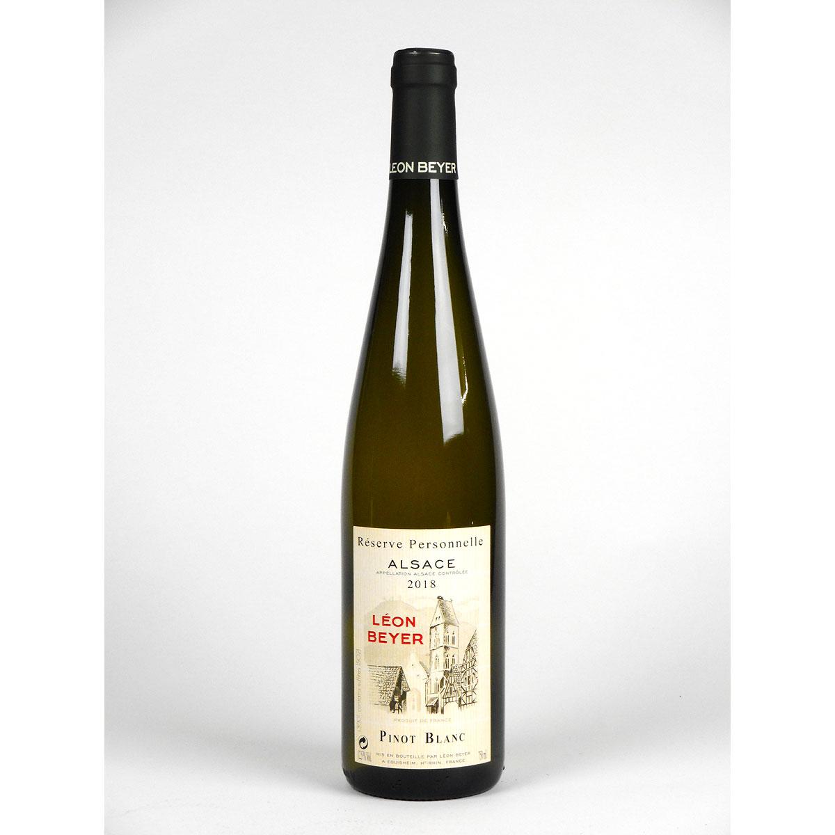 Alsace: Léon Beyer 'Réserve Personnelle' Pinot Blanc 2018 - Bottle