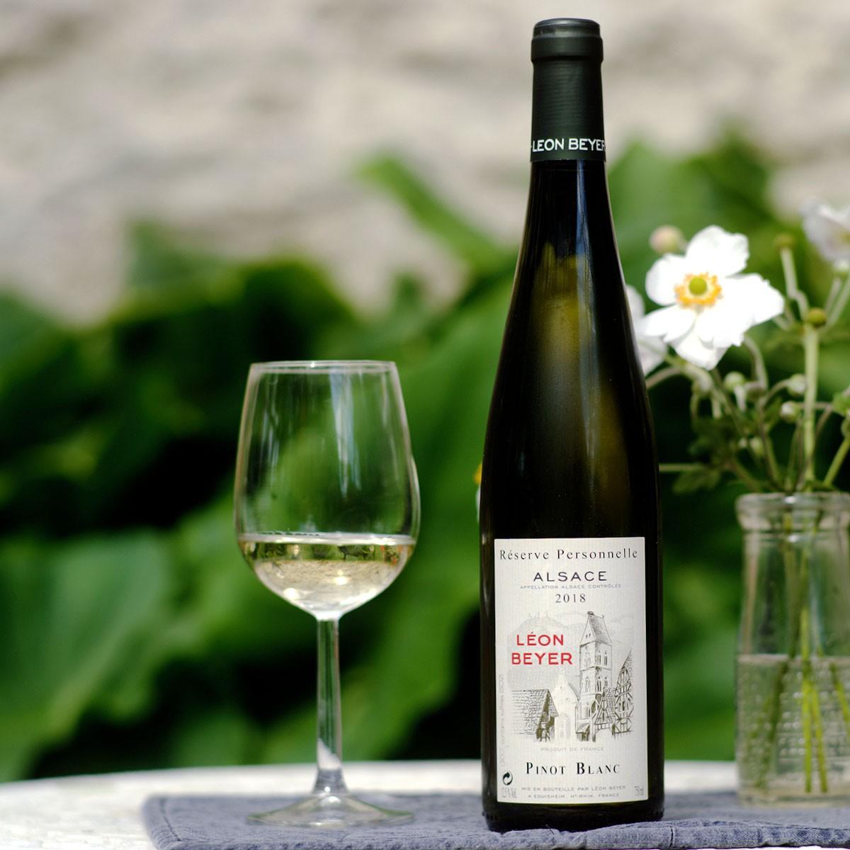 Alsace: Léon Beyer 'Réserve Personnelle' Pinot Blanc 2018 - Lifestyle