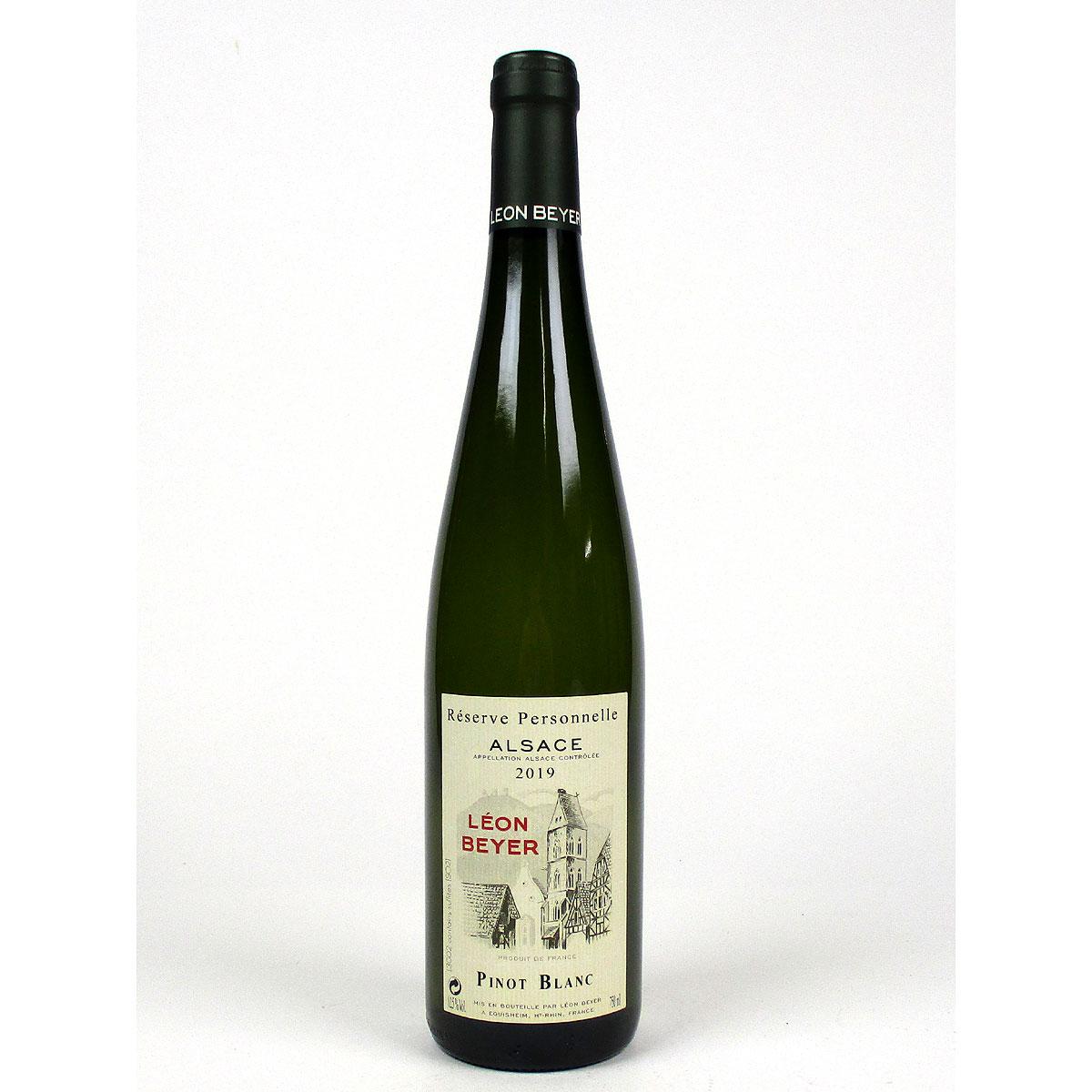Alsace: Léon Beyer 'Réserve Personnelle' Pinot Blanc 2019 - Bottle