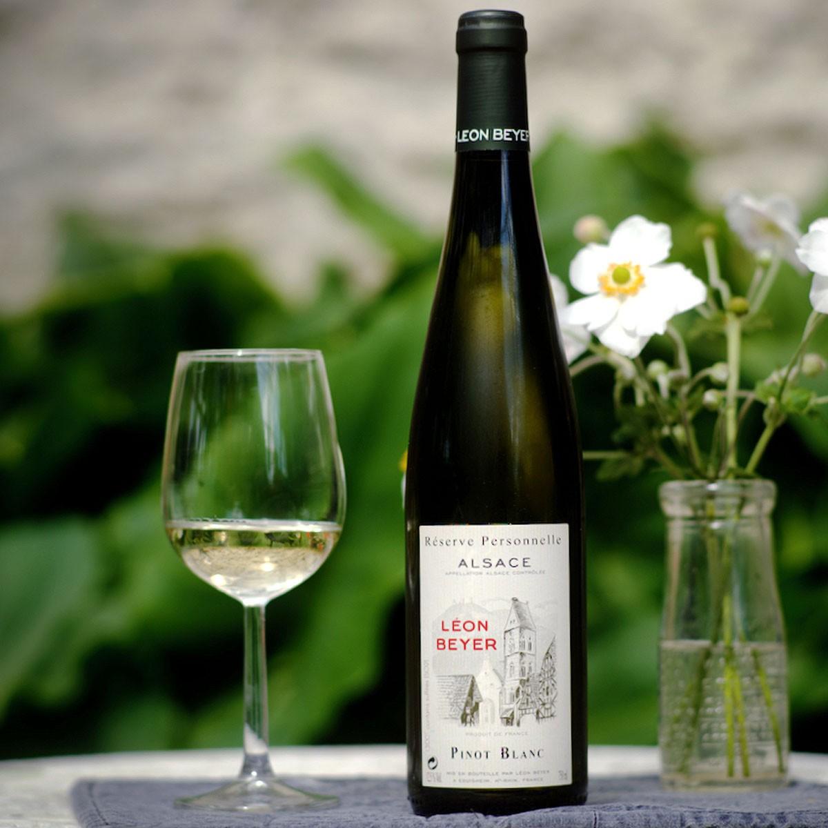 Alsace: Léon Beyer 'Réserve Personnelle' Pinot Blanc 2019 - Lifestyle