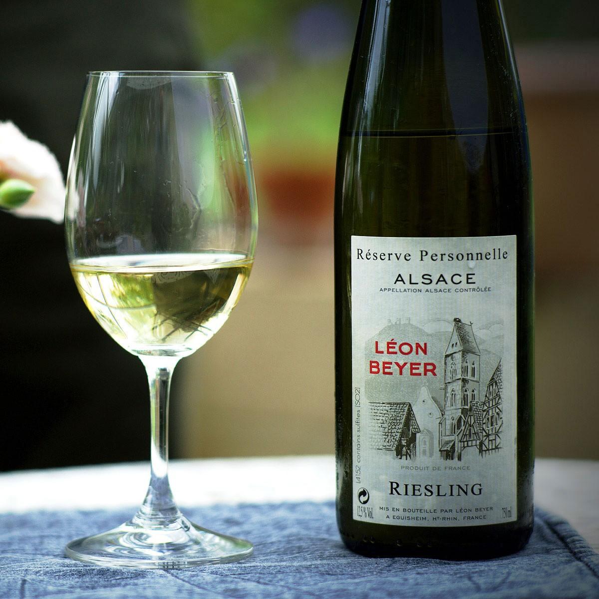 Alsace: Léon Beyer 'Réserve Personnelle' Riesling 2019 - Lifestyle
