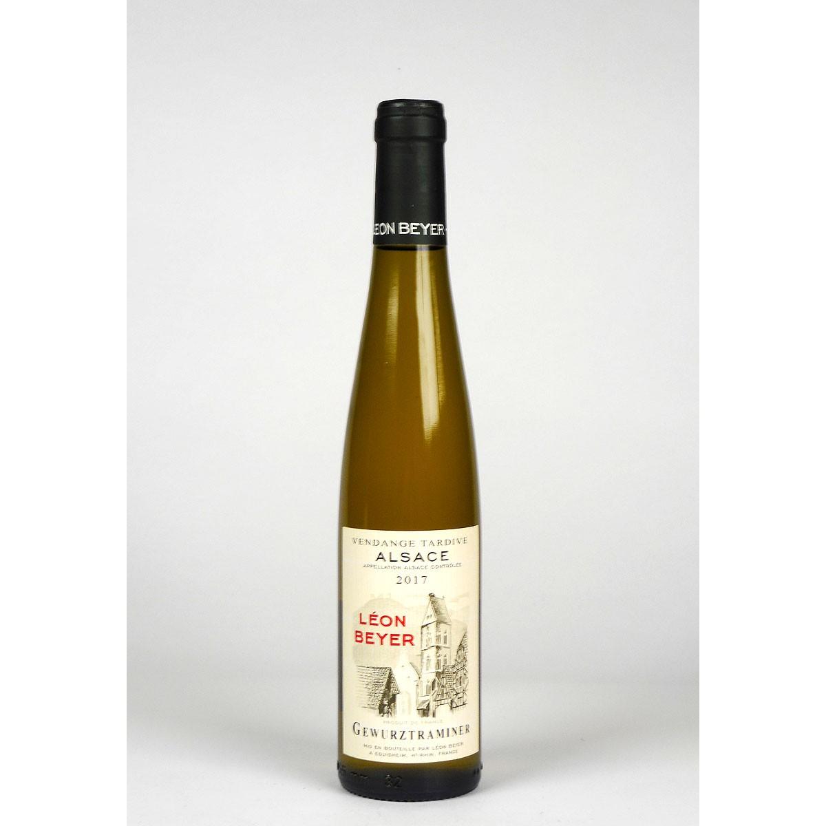 Alsace: Léon Beyer 'Vendange Tardive' Gewürztraminer 2017 - Half Bottle