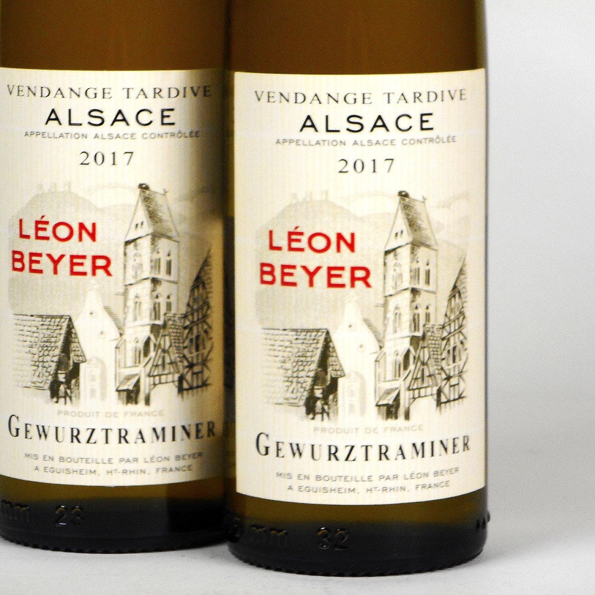 Alsace: Léon Beyer 'Vendange Tardive' Gewürztraminer 2017