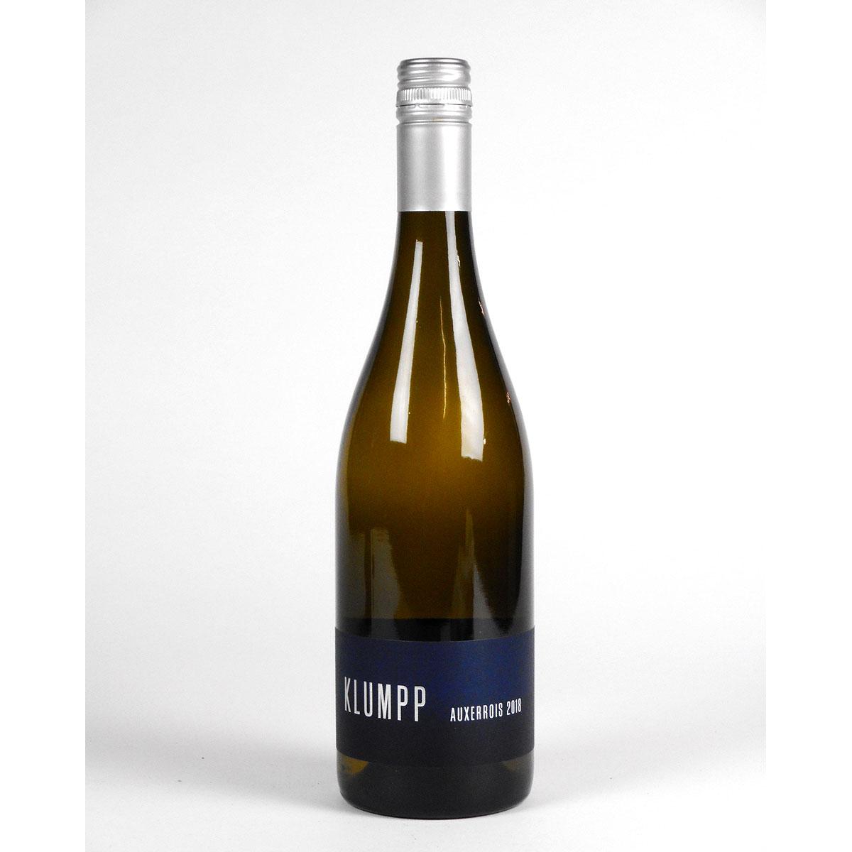 Baden: Klumpp Auxerrois 2018 - Bottle