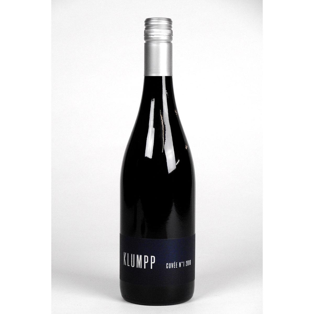 Baden: Klumpp 'Cuvée No. 1' 2018 - Bottle