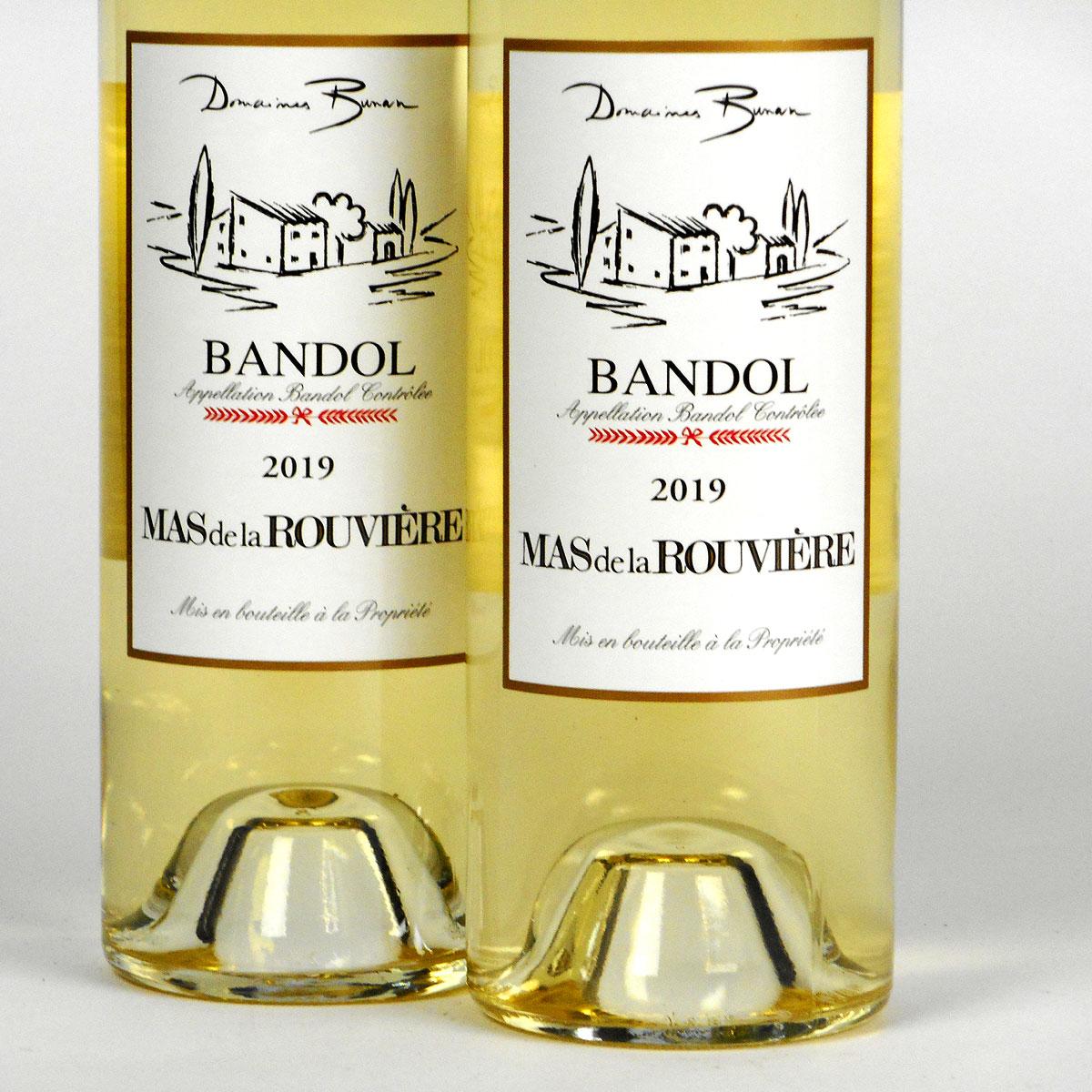 Bandol: Mas de la Rouvière Blanc 2019