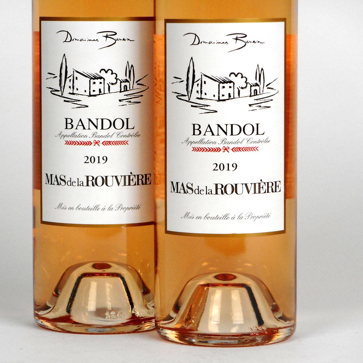 Bandol: Mas de la Rouvière Rosé 2019