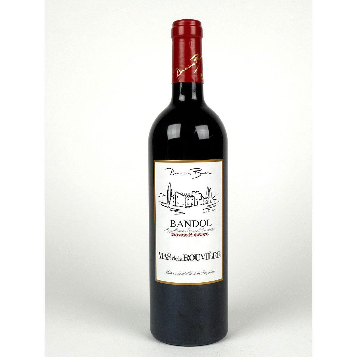 Bandol: Mas de la Rouvière Rouge 2016 - Bottle