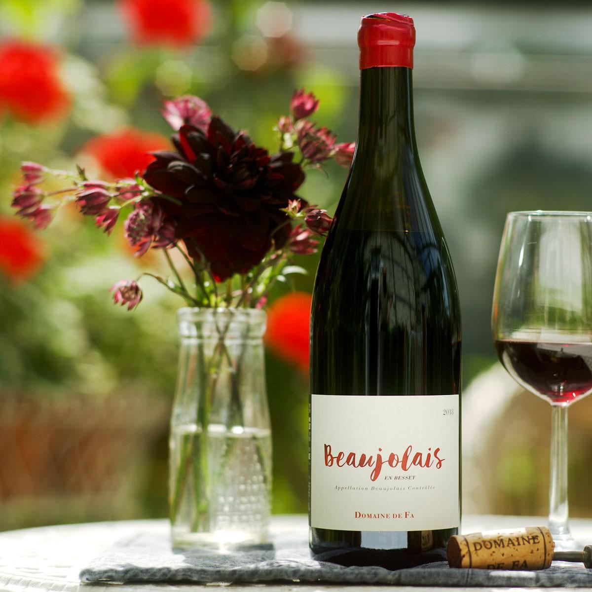 Beaujolais en Besset: Domaine de Fa 2018 - Lifestyle