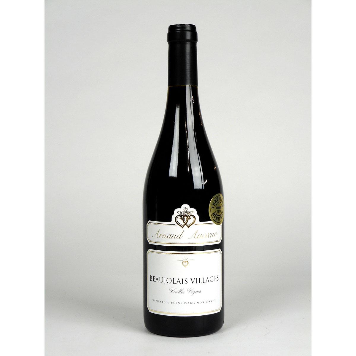 Beaujolais Villages: Arnaud Aucoeur 'Vieilles Vignes' 2018 - Bottle