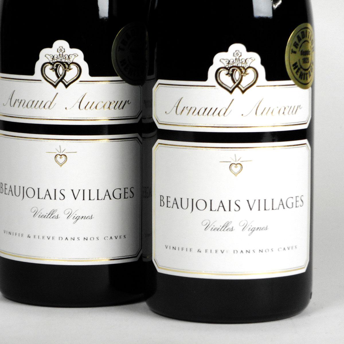 Beaujolais Villages: Arnaud Aucoeur 'Vieilles Vignes' 2018