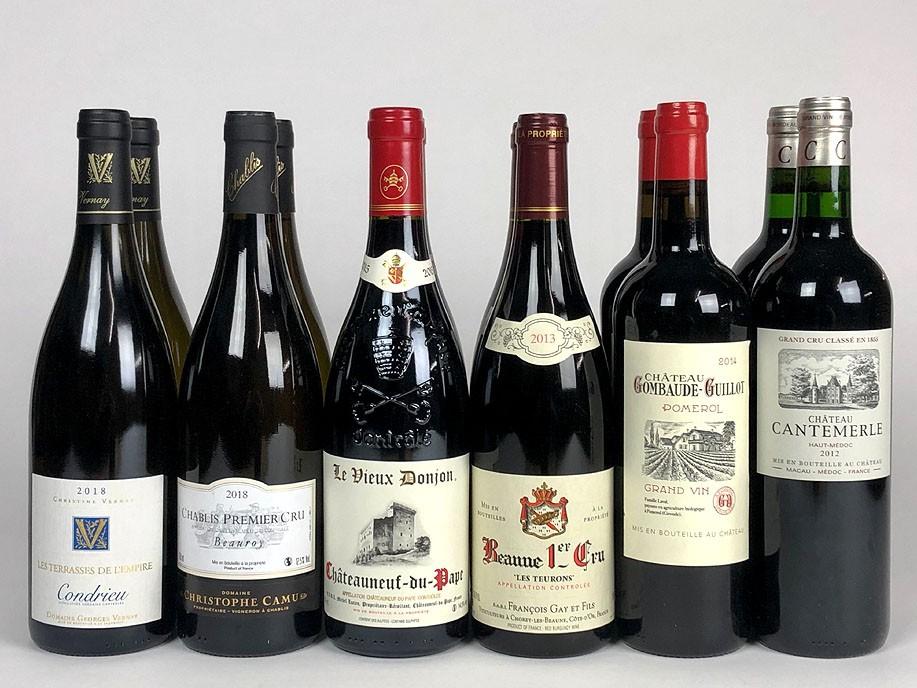 'Bien Classique' -  Mixed Case Wine Offer