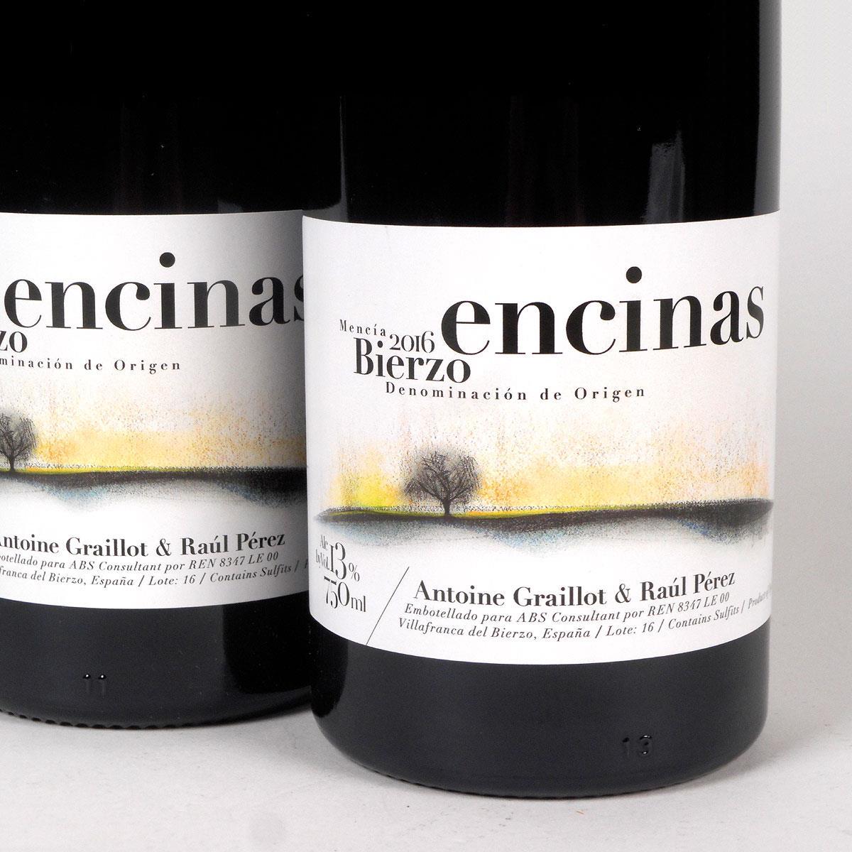 Bierzo: Antoine Graillot & Raúl Pérez 'Encinas' 2016