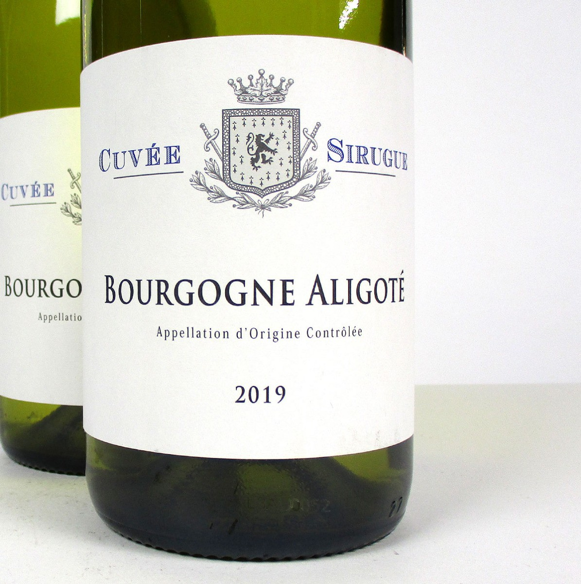 Bourgogne Aligoté: 'Cuvée Sirugue' 2019