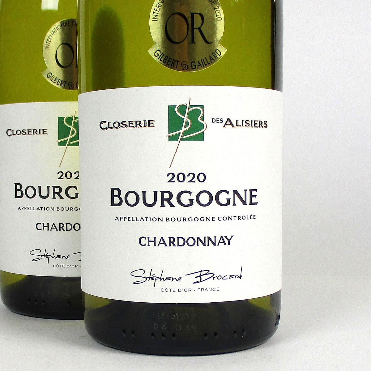 Bourgogne Chardonnay: Closerie des Alisiers 2020
