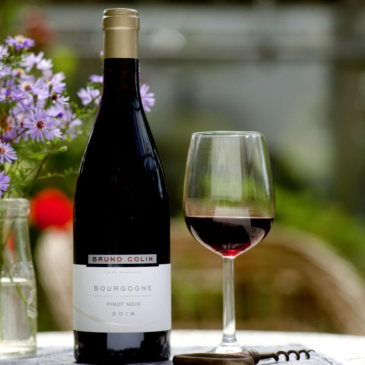 Bourgogne Pinot Noir: Domaine Bruno Colin 2018 - Lifestyle