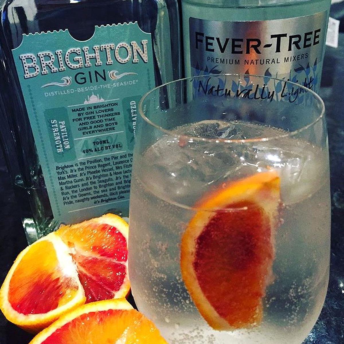 Brighton Gin - Lifestyle