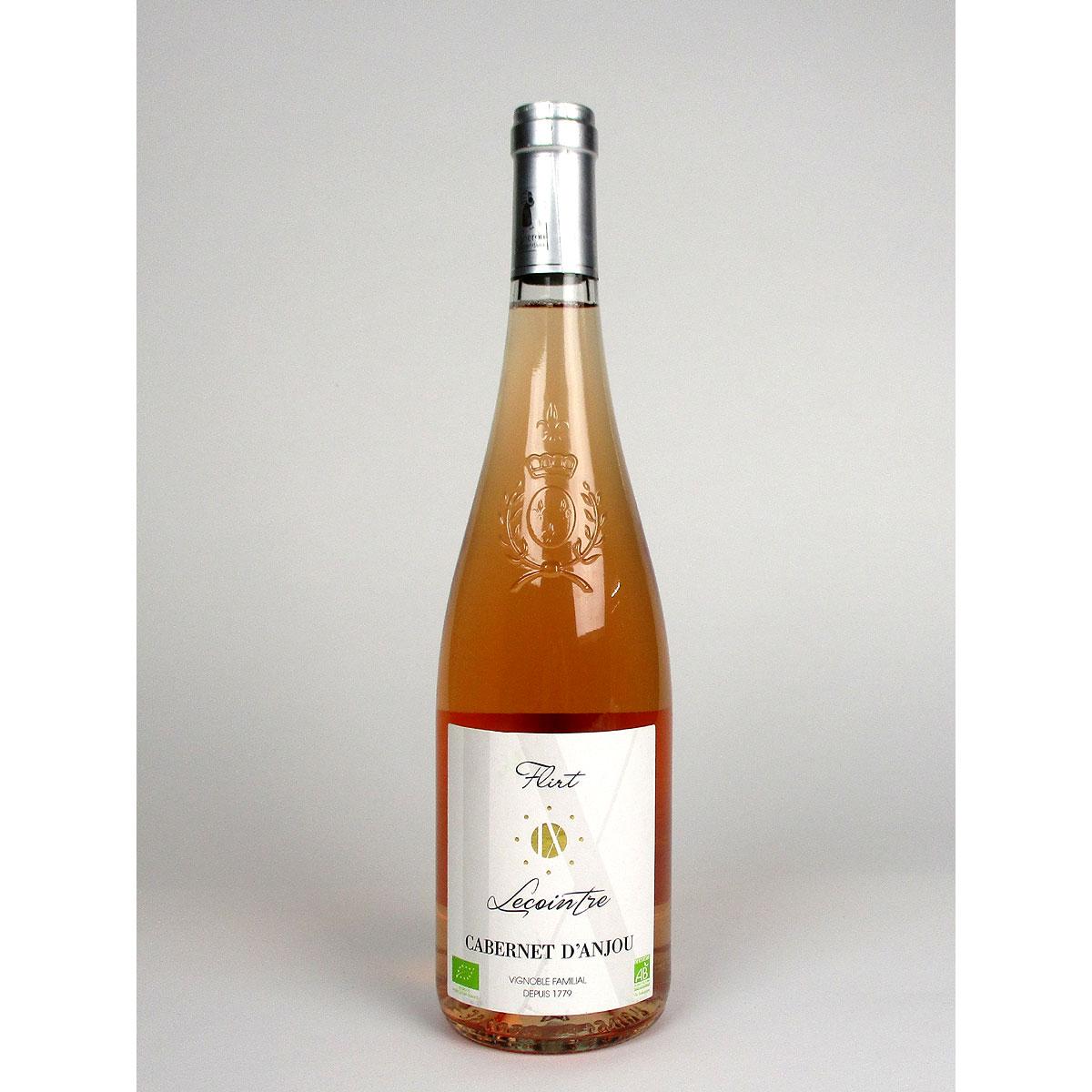 Cabernet d'Anjou: Château La Tomaze Rosé 2019 - Bottle
