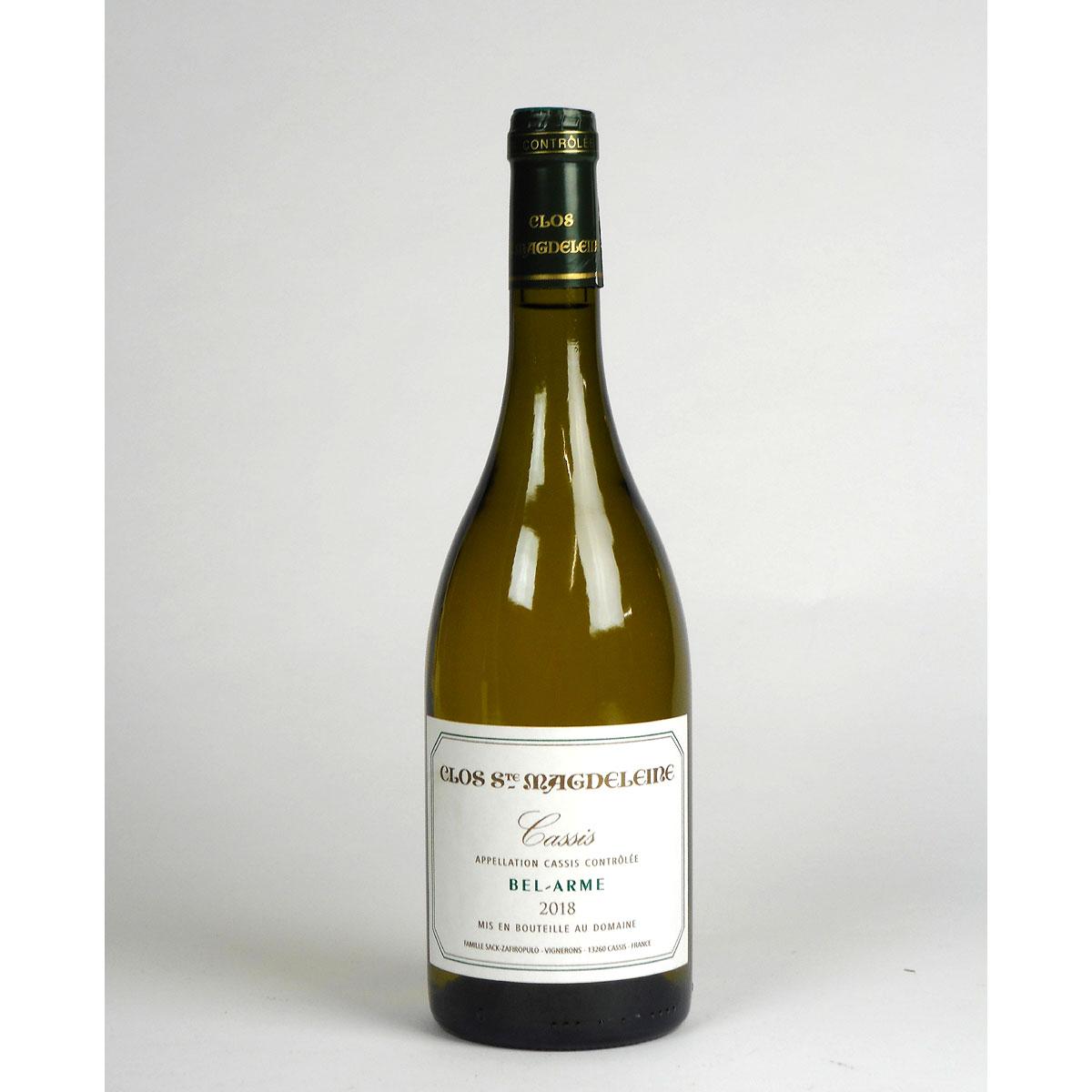 Cassis: Clos Sainte Magdeleine 'Bel-Arme' Blanc 2018 - Bottle