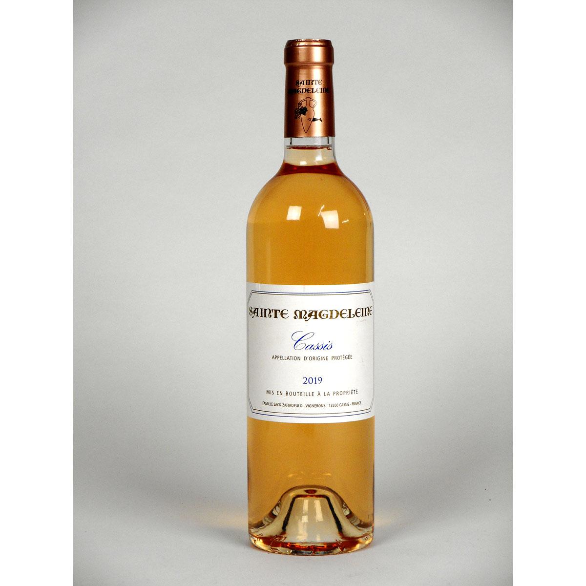 Cassis: Clos Sainte Magdeleine Rosé 2019 - Bottle