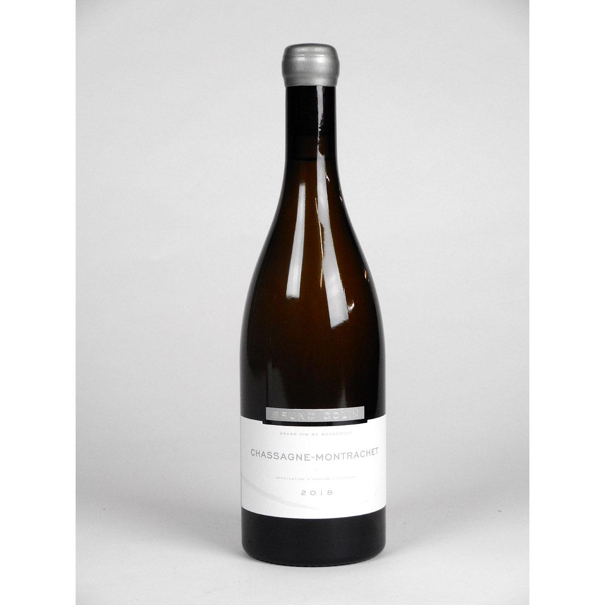 Chassagne-Montrachet: Domaine Bruno Colin 2018 - Bottle