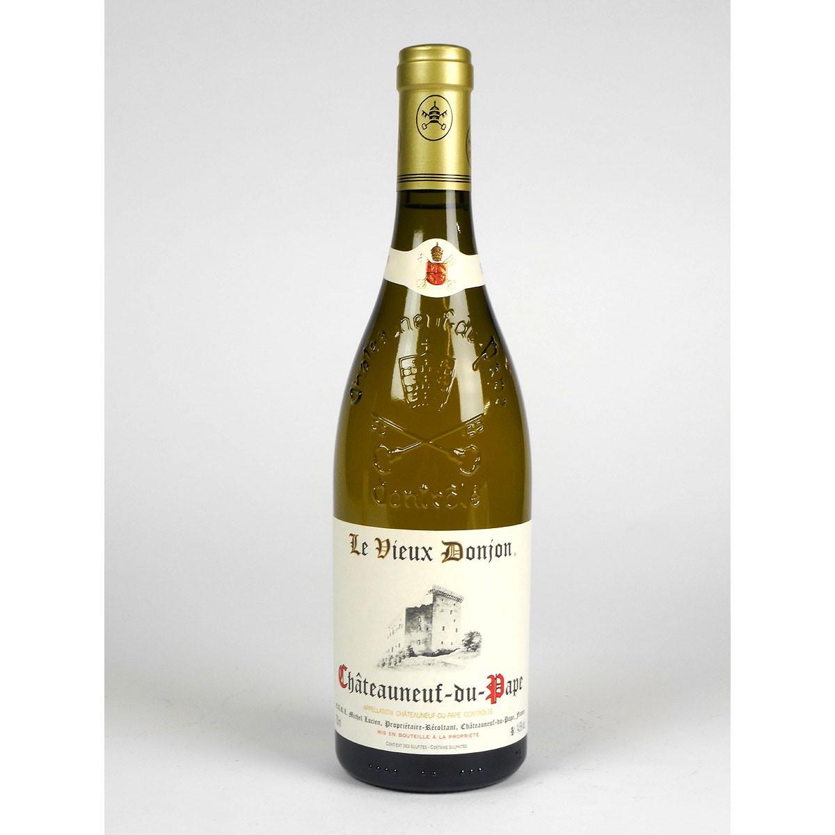 Châteauneuf du Pape: Le Vieux Donjon Blanc 2019 - Bottle