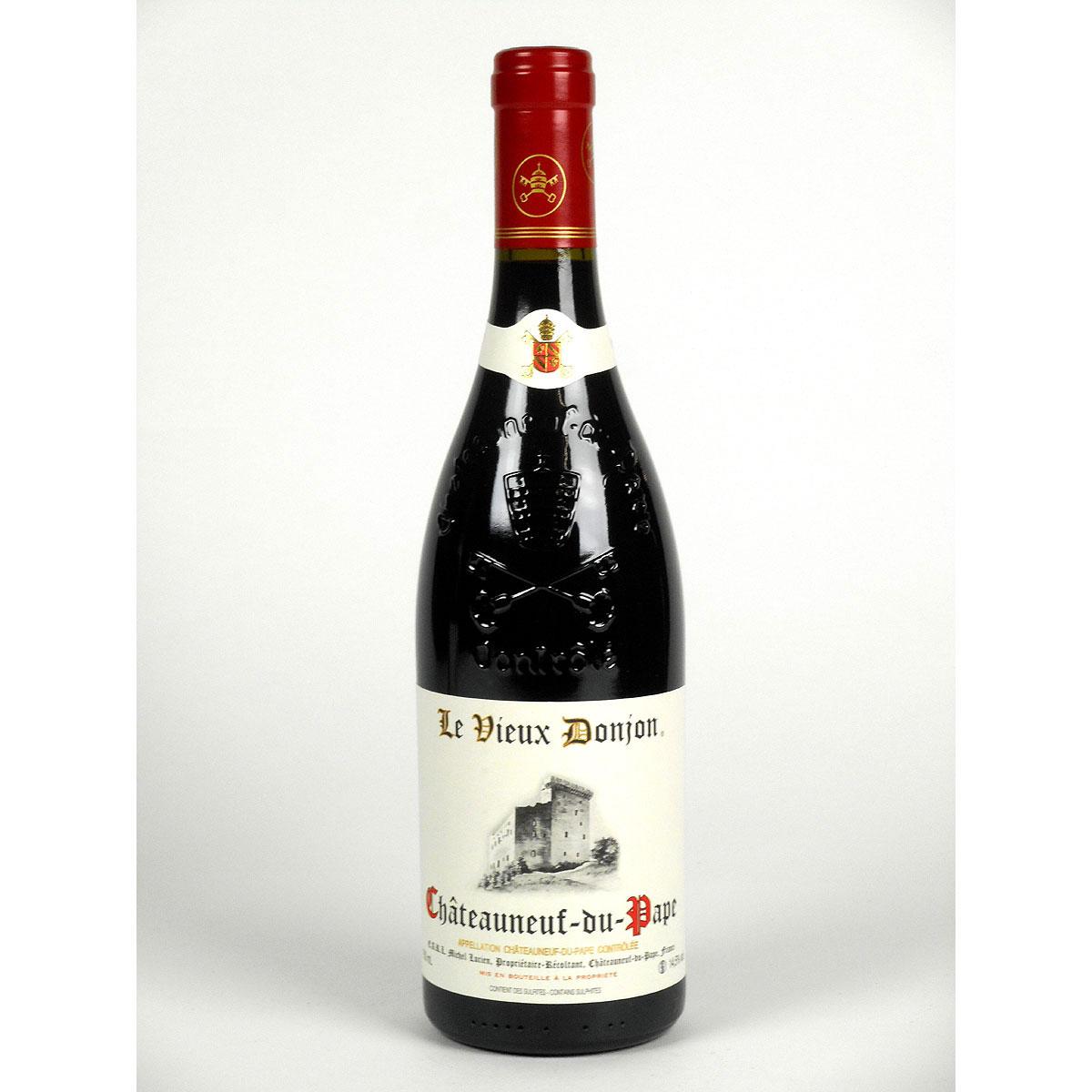 Châteauneuf du Pape: Le Vieux Donjon Rouge 2014 - Bottle