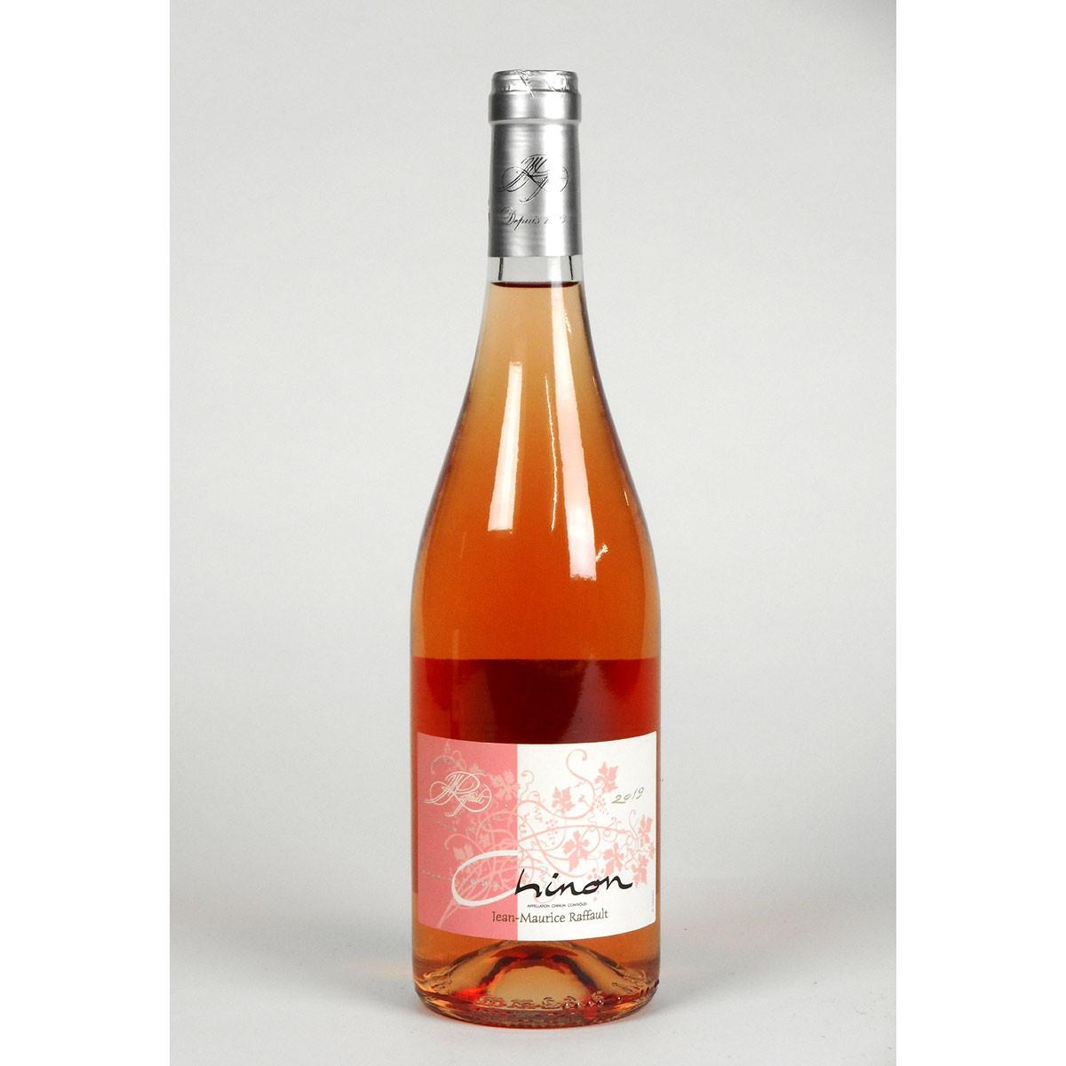 Chinon: Domaine Jean-Maurice Raffault Rosé 2019 - Bottle