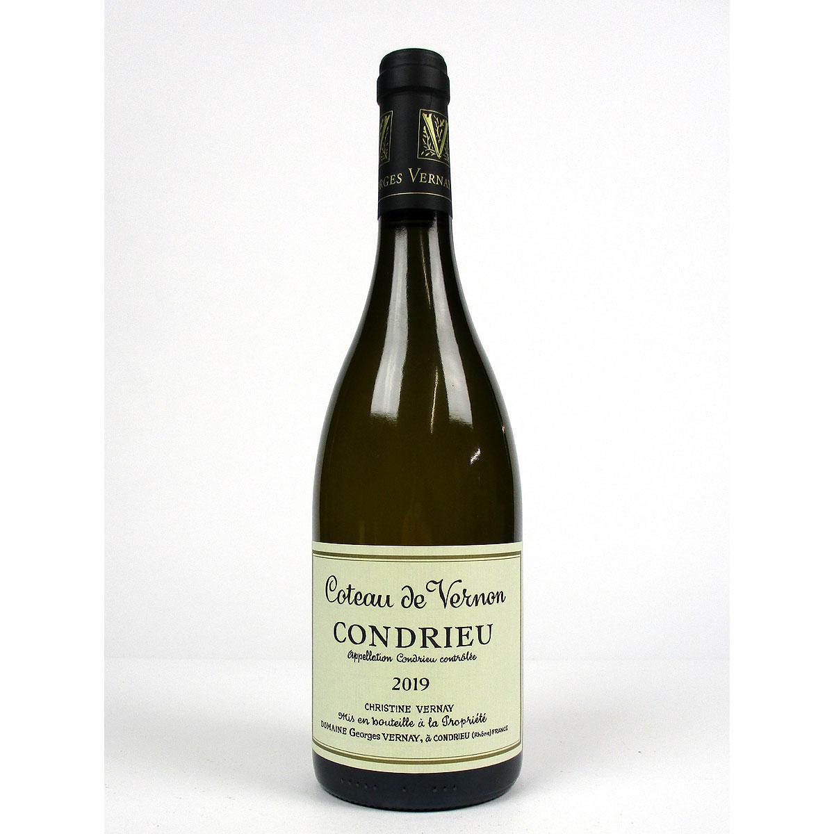 Condrieu: Domaine Georges Vernay 'Coteau de Vernon' 2019 - Bottle