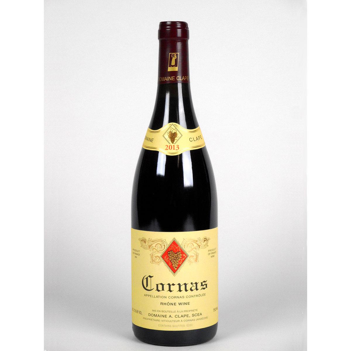 Cornas: Domaine Clape 2013 - Bottle