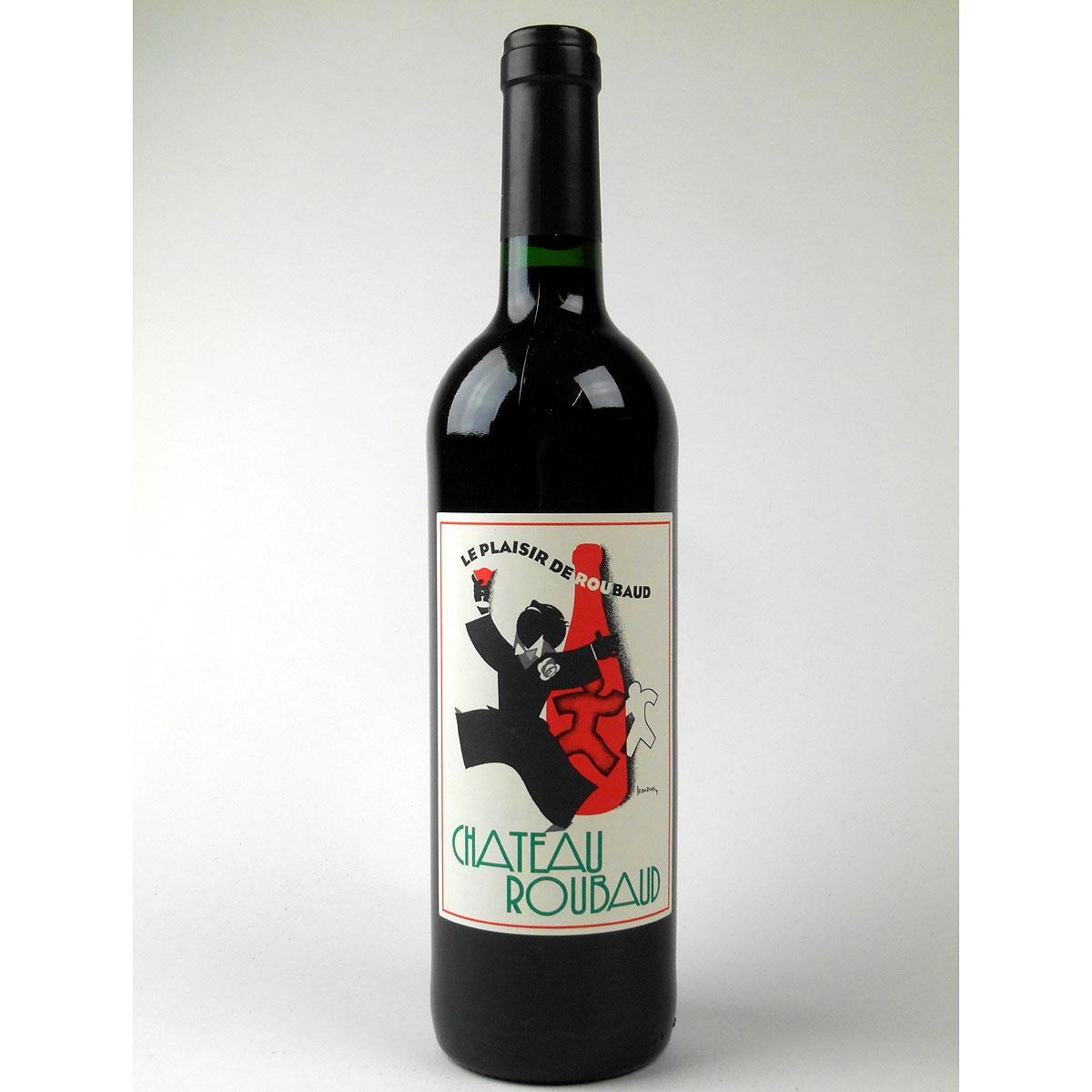 Costières de Nîmes: Château Roubaud Rouge 2017 - Bottle