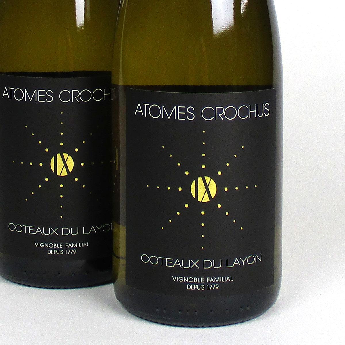Coteaux du Layon: 'Atomes Crochus' Château la Tomaze 2019