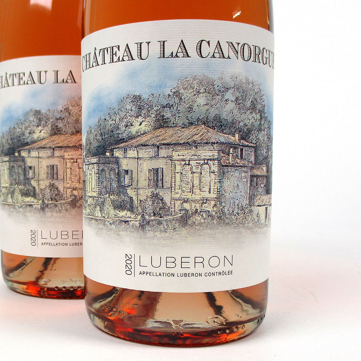 Côtes du Luberon: Château La Canorgue Rosé 2020