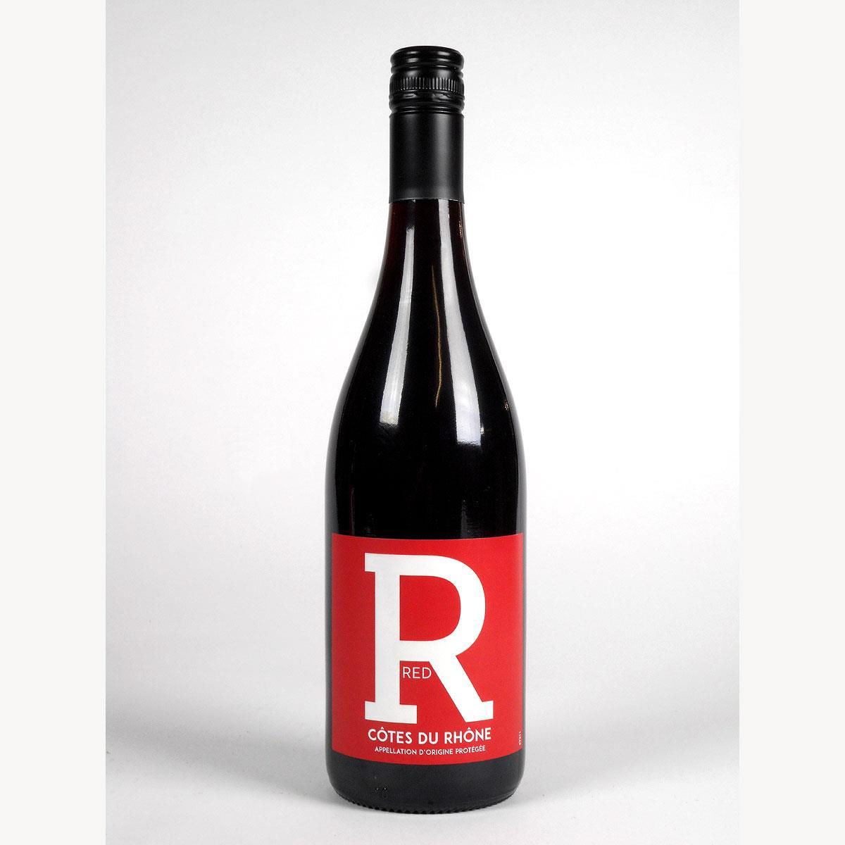 Yapp Côtes du Rhône Red 2018 - Bottle