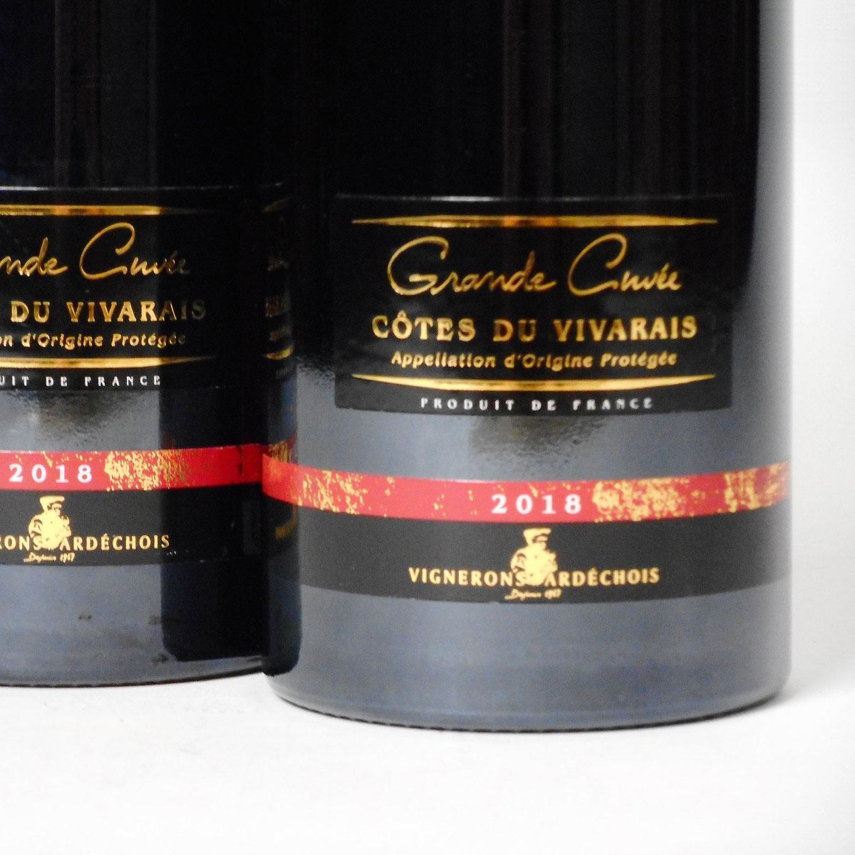 Côtes du Vivarais: Vignerons Ardéchois 2018