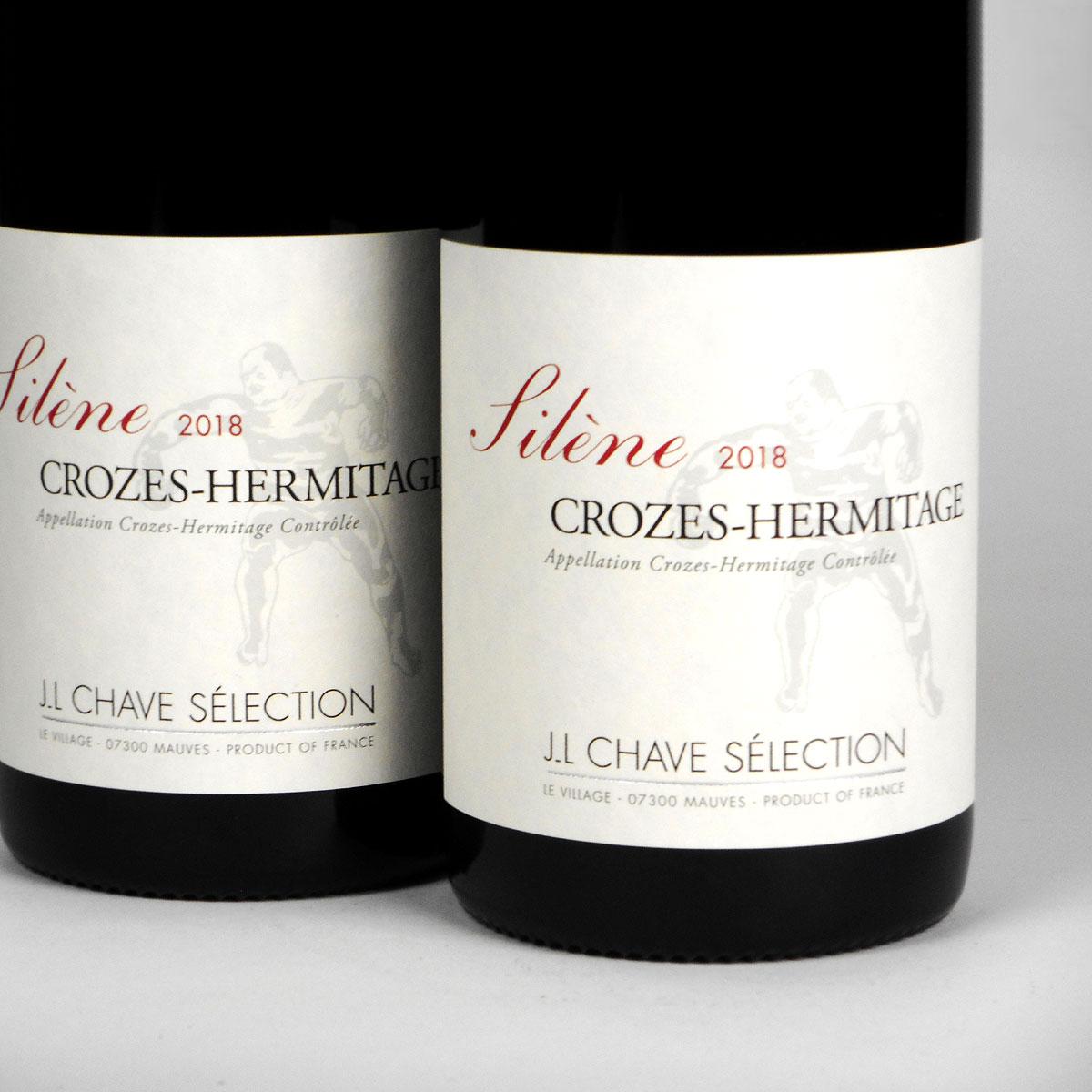 Crozes-Hermitage: Jean-Louis Chave Sélection 'Silène' 2018