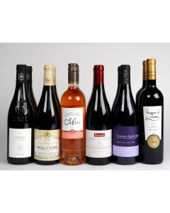 Autumn Sale Wines Mixed Case Offer